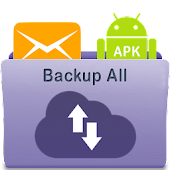 All Backup : SMS, APK, Contact