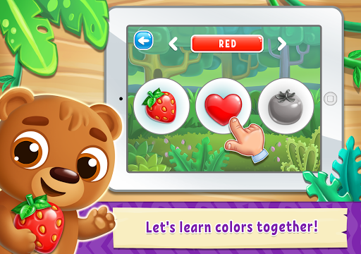 Colors for Kids, Toddlers, Babies - Learning Game apkdebit screenshots 14