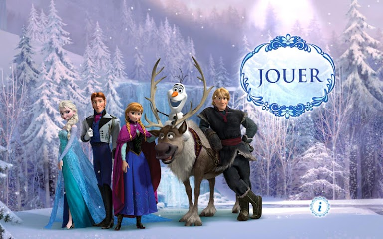 All about la reine des neiges le jeu for android videos for Dujardin 41299 chrono bomb night version