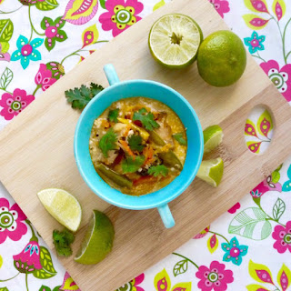 Whole30 Thai Chicken Curry