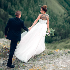 Wedding photographer Ekaterina Andreeva (Ekaterinaand). Photo of 26.07.2017