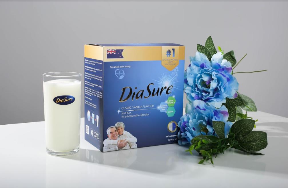 Sữa non Diasure - Giải pháp cân bằng dinh dưỡng cho người bệnh tiểu đường - Ảnh 3
