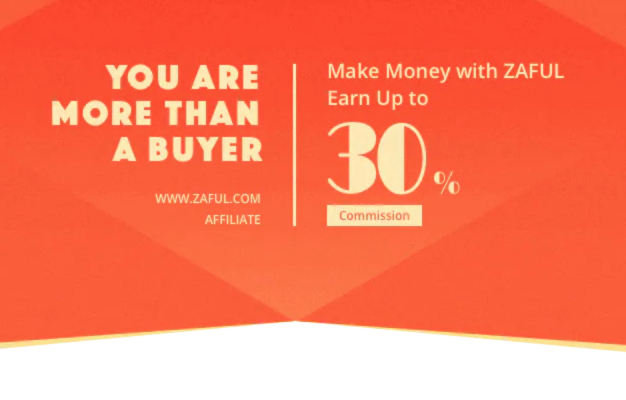 Zaful Influencer Program | Earn Up To 30% Commission