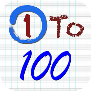 1 To 100 for PC and MAC