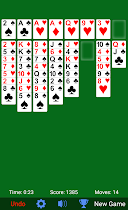 FreeCell Solitaire - screenshot thumbnail 02