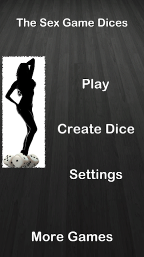 The Sex Game: Dices Free
