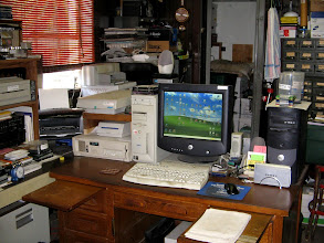 Photo: Computer Desk #2 - 2008