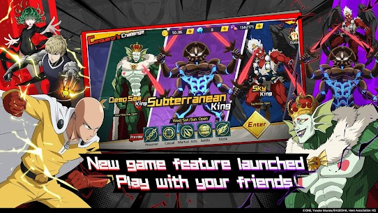 ONE PUNCH MAN: The Strongest (Authorized) v1.1.1 2