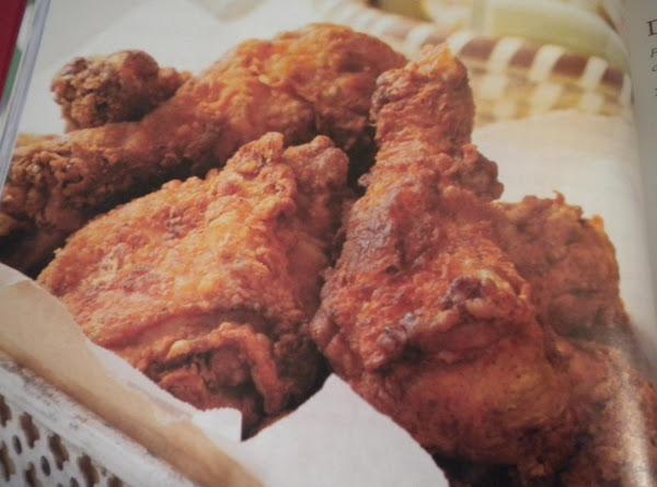 Dixie Fried Chicken Recipe