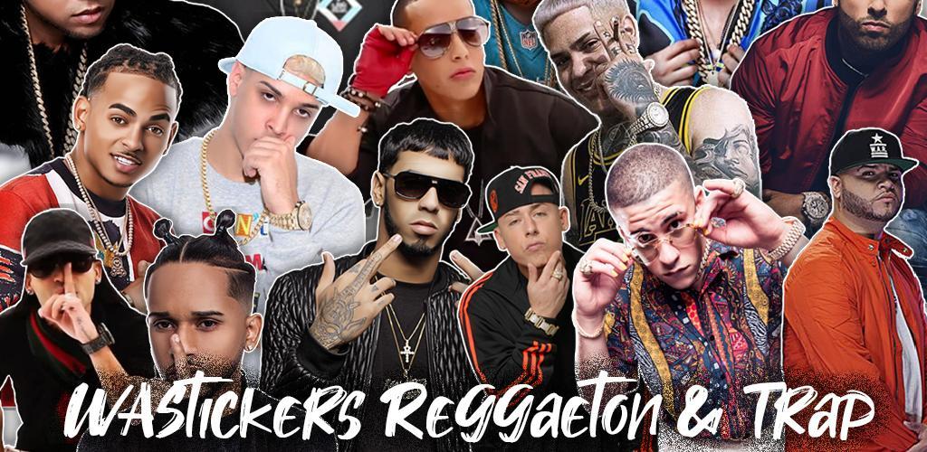 Download WAStickers Reggaeton & Trap (Stickers WhatsApp) APK