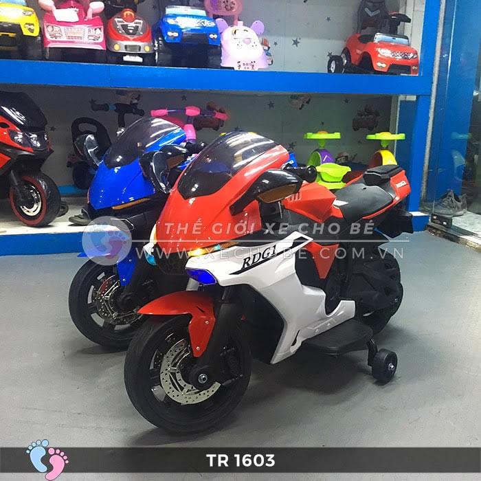 Xe moto điện thể thao Yamaha TR1603 5