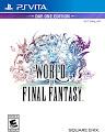 World of Final Fantasy box art