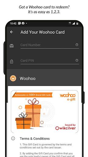 Woohoo - Digital Gift Cards  Screenshots 6