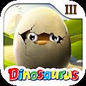 Dinosaurus III icon