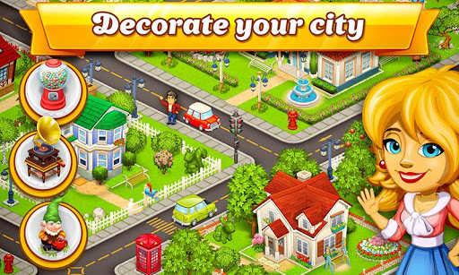Megapolis Сity:Village to Town