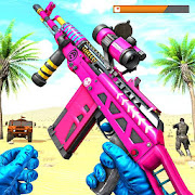 FPS Counter Attack 2019 – Terrorist Shooting games MOD APK 1.9 (Mega Mod)