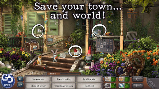 Letters From Nowhere®: A Hidden Object Mystery - screenshot