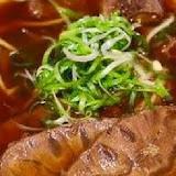 品川蘭牛肉麵(松山機場店)