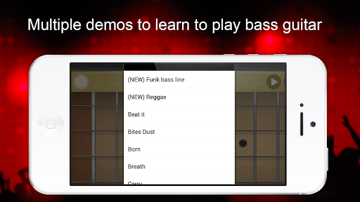 Bass Guitar Solo apklade screenshots 2