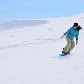 by Simon Hanžurej - Sports & Fitness Snow Sports (  )