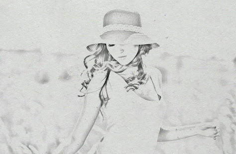 Photo To Line Art Converter Online : Pencil photo sketch sketching drawing editor apps on