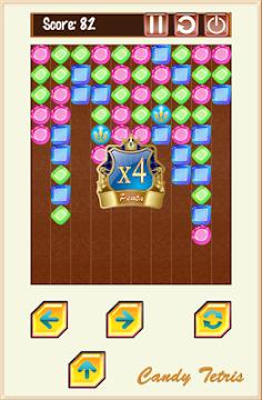 candy tetris puzzle november statistics on google play store mobbo