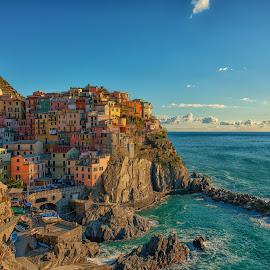 Italy by Macinca Bogdan - City,  Street & Park  Vistas
