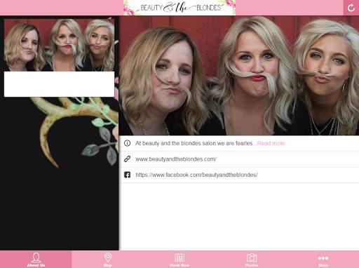 玩免費遊戲APP|下載Beauty & The Blondes Salon app不用錢|硬是要APP