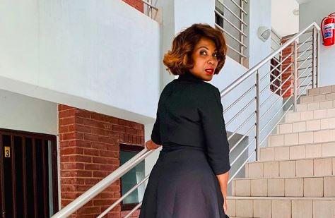 Penny Lebyane aan haters: Ek sal nie meer slaap verloor oor spelfoute op Twitter nie - TimesLIVE