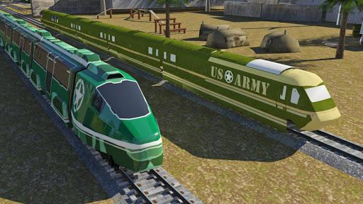 US Army Train Simulator 3D screenshots 6
