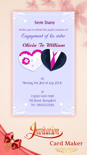 Download Digital Invitation Card Maker On Pc Mac With