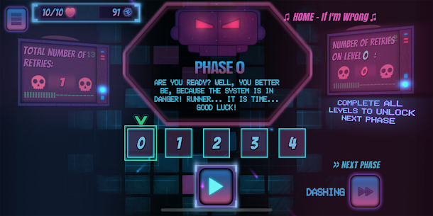 Synthwave Run Apk  Download For Android 8
