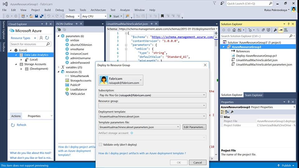 Phần mềm lập trình Visual Studio 2015 Pro + Enterprise