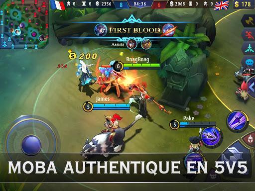Mobile Legends: Bang Bang  captures d'écran 6