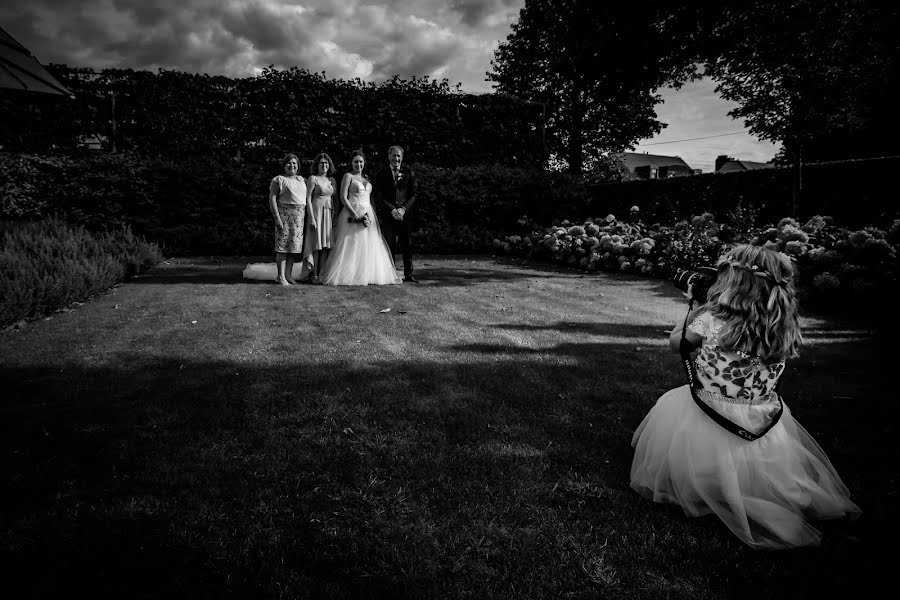 Wedding photographer Patrick Billen (Wondermooi). Photo of 24.08.2020