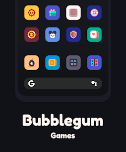 Bubblegum Icon Pack v1.5 Patched Latest Mod Apk Free Download 2