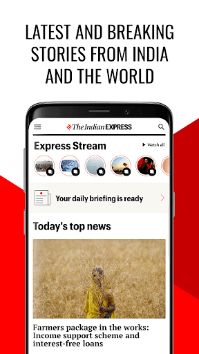 India News, Headlines & epaper - Indian Express Apk 1
