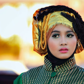 by Andi Anugrah Syarif - People Portraits of Women