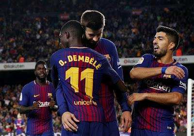 Deux joueurs du Barça brossent l'entraînement par solidarité avec la grève catalane