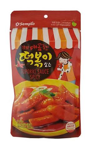 Topokki Sauce Spicy 150g Sempio