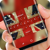 England Keyboard UK Theme