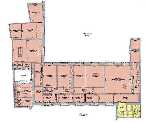 Vente appartement 8 pièces 267 m2