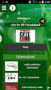 Popular Pakistanian radios FM – Listen the most popular Pakistanian