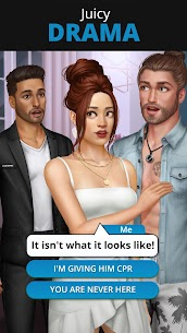 Tabou Stories Love Episodes MOD APK (Free Premium Choices) 3