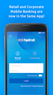 Yapı Kredi Mobile - náhled