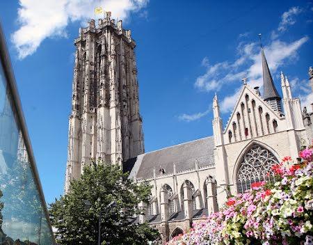 Ernst & Young  - Culinair stadsspel in Mechelen