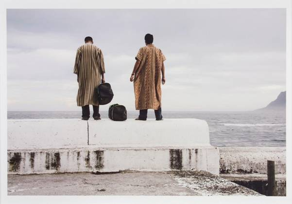 Hasan and Husain Essop, Cape Town South Africa variation, 2010, Pigment print on cotton rag paper, 64 x 92 cm.