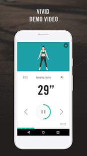 7 FIT - 7 Minute Workout, Workout Trainer - náhled
