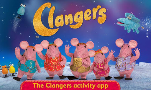Clangers - Playtime Planet