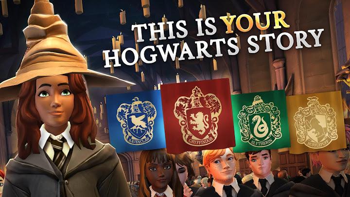 Harry Potter: Hogwarts Mystery Android App Screenshot
